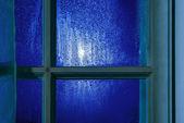 Moonlight through the window — Stock Photo