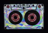 Vintage cassette tape — Stock Photo