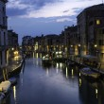 Venice in the night — Stock Photo #48409023