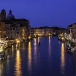 Venice in the night — Stock Photo #48409031