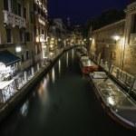 Venice in the night — Stock Photo #48409055