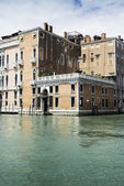 Ancient buildings in Venice — Stock Photo