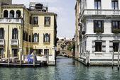 Ancient buildings in Venice — Foto de Stock