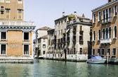 Venedik eski binalar — Stok fotoğraf