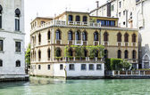 Ancient buildings in Venice — Foto Stock
