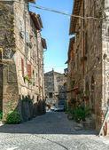 Traditionella italienska hem — Stockfoto