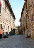 Maisons traditionnelles italiennes — Photo