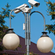 Security cameras — Stock Photo #29751077