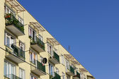Apartment building — Stock Photo
