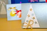 Noel kartları — Stok fotoğraf