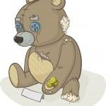Бездомные медведь — Стоковое фото