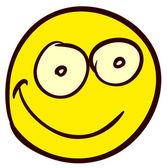 Smiley doodle-03 — Stockvektor