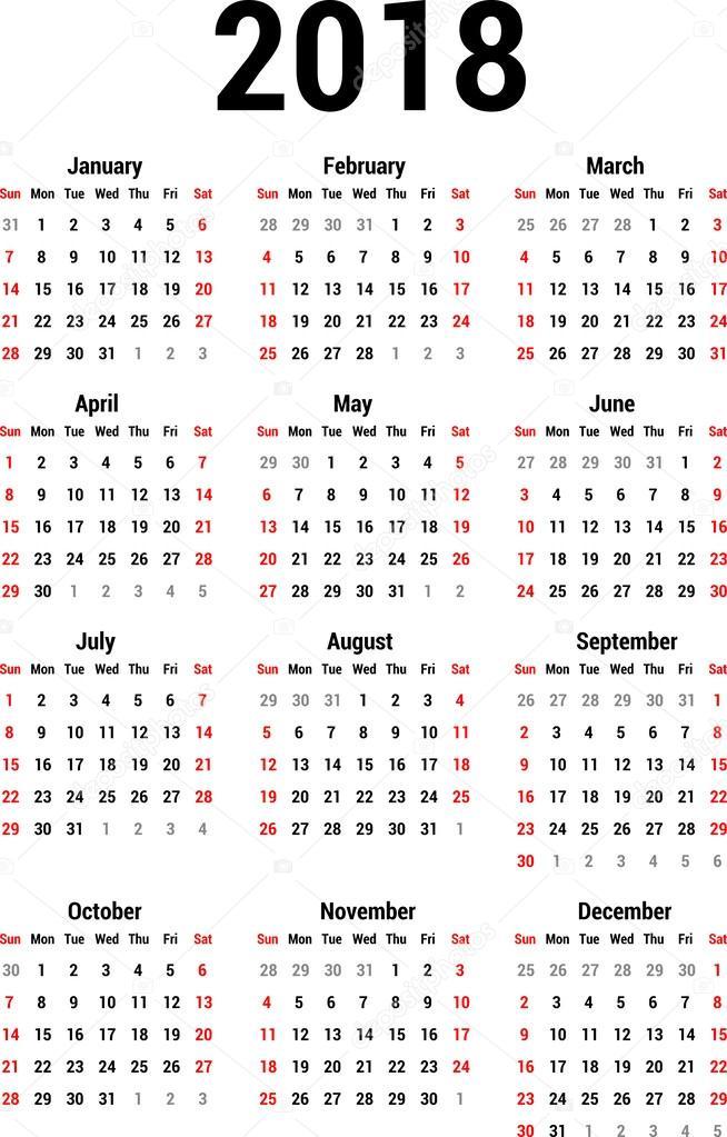 http://st.depositphotos.com/1103179/4930/v/950/depositphotos_49302987-Calendar-2018.jpg