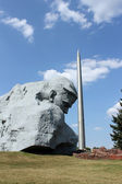 Brest Fortress, Belarus — Stock Photo