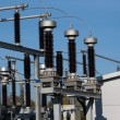 Power sub station — Stock Photo #22123817