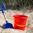 Bucket and spade — Stock Photo #29005481