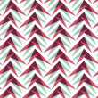 Stock Vector: Seamless pattern with triangles