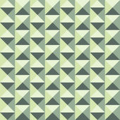 Seamless pattern with squares and triangles — Stockvektor