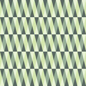 Seamless pattern with stripes and triangles — Stock Vector