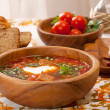 Traditional borsch — Stock Photo #18620897
