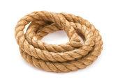 扭的绳 — 图库照片