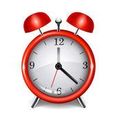 Realistic alarm clock — Stock Vector