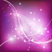 Abstract freshness background with shiny bokeh — Stock Photo