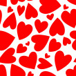 Valentine's Day Seamless Background — Stockvector #37784703