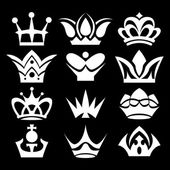 Crown Collection — Wektor stockowy