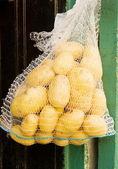 Sac de pommes de terre — Photo