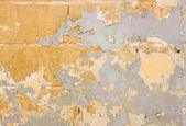 çeşitli boya kalıntıları duvar — Stok fotoğraf