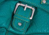 Dekorasyon kilit bir el çantası — Stok fotoğraf