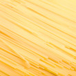 Yellow Spaghetti Background — Stock Photo