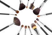 Fashion Makeup Circle — Foto Stock