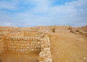 Szczegóły rzymskiego obozu — Zdjęcie stockowe