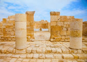 Ruins of church in Middle East — ストック写真