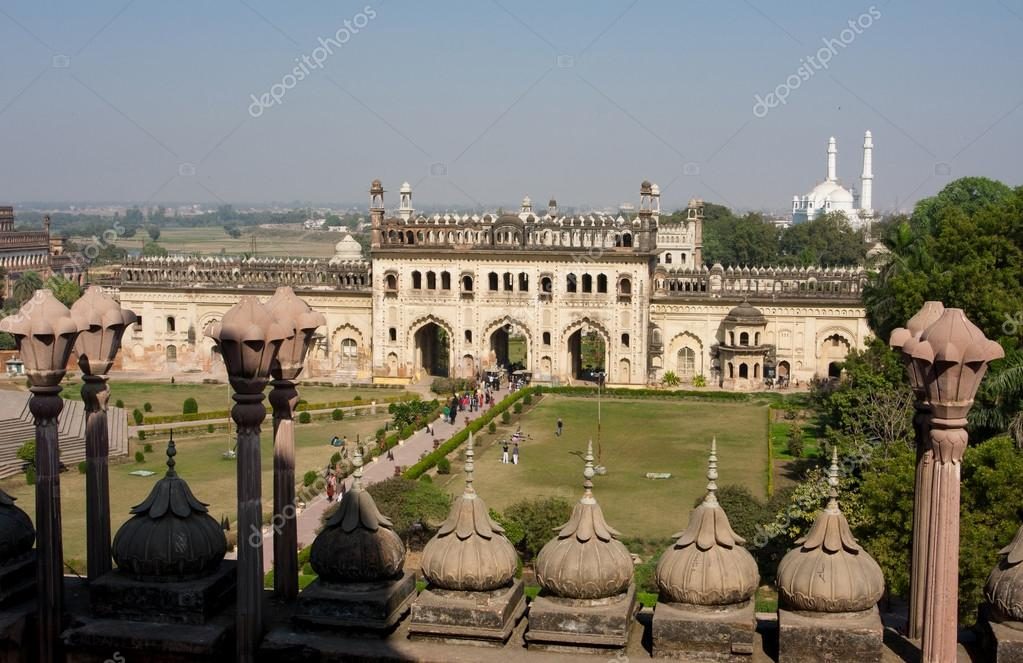 Beautiful Gateway In Indian City Lucknow Stock Editorial Photo Radiokafka 21237485