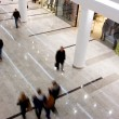 Customers walking around largest mall — Stockfoto #21916577