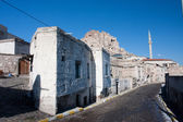 Street in a small town in the Middle East — Stock Photo