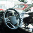 Interior of a modern new car. — Stock Photo #45106119
