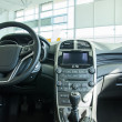Interior of a modern new car. — Stock Photo #45106121