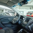 Interior of a modern new car. — Stock Photo #45106125