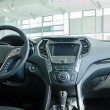 Interior of a modern new car. — Stock Photo #45106133