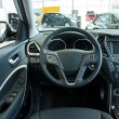 Interior of a modern new car. — Stock Photo #45106137