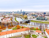 View of Vilnius — Stock Photo