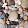 Colorful little round pebbles — Stock fotografie