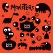 Monsters — Stock Vector #18548701