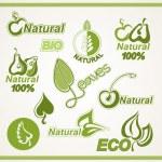 Ecology icon set — Stock Vector #23867507