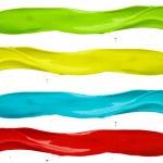 Colored splashes — Stock Photo #12261962