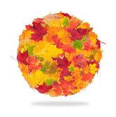 Palla d'autunno — Foto Stock